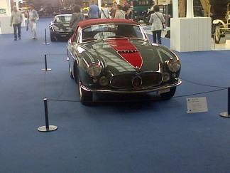Masterati Brussels auto-museo